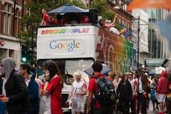 London Pride 2014 Stock Photo
