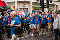 London Pride 2014 Stock Image