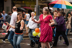 London Pride 2014 Royalty Free Stock Photos