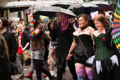 London Pride 2014 Stock Photography