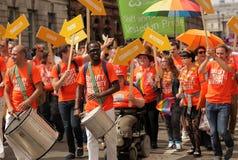 London Pride Parade 2013 Royalty Free Stock Photography