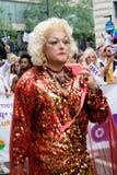 London Pride 50th Aniversary royalty free stock photos