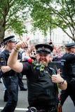 London Pride 50th Aniversary stock photos