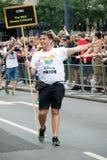 London Pride 50th Aniversary royalty free stock image