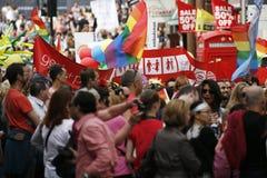 2013, London Pride Stock Photo