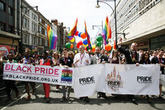 2013, London Pride Stock Image