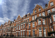 London Property Royalty Free Stock Photography