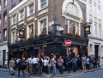 London Pub Stock Images