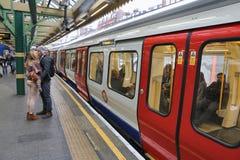 London public transportation Stock Photography