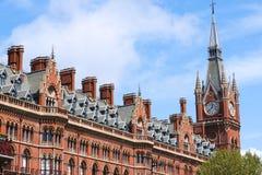 London railway station Royalty Free Stock Photography