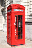 London red telephone box Royalty Free Stock Image