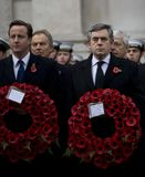 London - Rememberance Parade Stock Photography