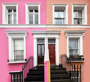 London residential architecture Stock Photography