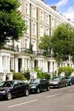 London residential street Stock Photography