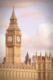 London retro Royalty Free Stock Photo