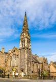London Road Parish Church in Edinburgh Royalty Free Stock Images