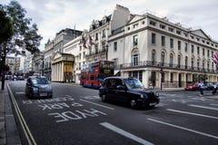 London-Rollen stockfotografie
