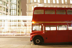 London Route Master Bus Royalty Free Stock Photos