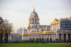 LONDON, Royal chapel, south of London, Classic Architecture of British empire period Stock Image