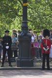 London Royal Guard Royalty Free Stock Photo