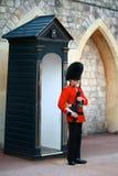 London Royal Guards Royalty Free Stock Photos