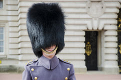 London royal guards Stock Photo
