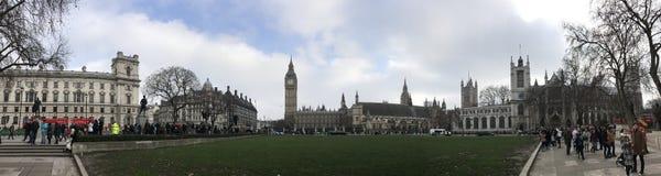London& x27; s大本钟 库存图片