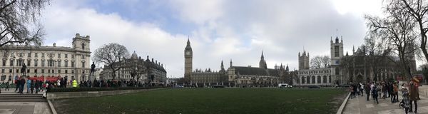 London& x27; s Big Ben stockbild