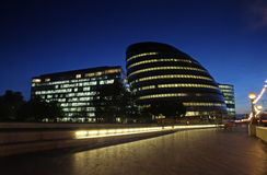 London's City Hall Royalty Free Stock Image