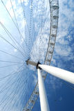 London's Eye Royalty Free Stock Photo