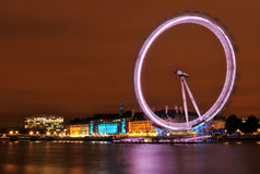 London's Eye Stock Photography