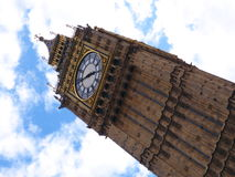 London's iconic clock tower, Big Ben Stock Images