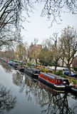 London's Little Venice Stock Image