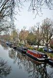 London's Little Venice Stock Image