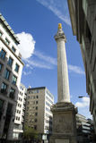 London's Monument Royalty Free Stock Images