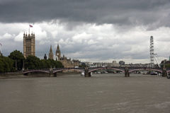 London's panorama Stock Photos