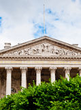 London's Royal Exchange Royalty Free Stock Photo