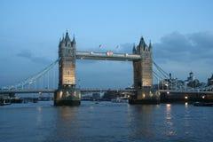 London's Tower Bridge Stock Image