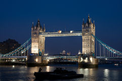 London's Tower Bridge Stock Photos