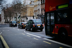 London`s transport Royalty Free Stock Photos
