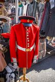 Military uniforms. Royalty Free Stock Images