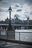 London scenery Royalty Free Stock Photos