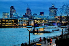 London scenes Royalty Free Stock Images