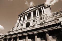 London sepia Royalty Free Stock Photography