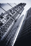 LONDON - SEPTEMBER 21: Leadenhall Building in construction Royalty Free Stock Photography