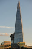 The London Shard Royalty Free Stock Photo