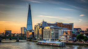 London Shard Royalty Free Stock Images