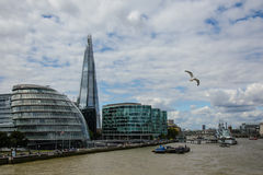 London the shard Royalty Free Stock Photo