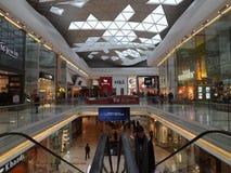 London. Shopping trip photo Royalty Free Stock Photo