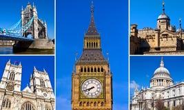 London sight Arkivbilder